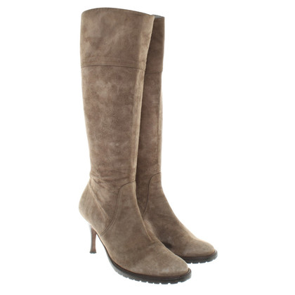 Patrizia Pepe Suede boots