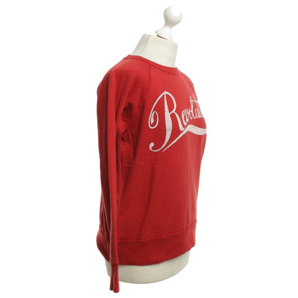 Isabel Marant Etoile Sweat-shirt rouge