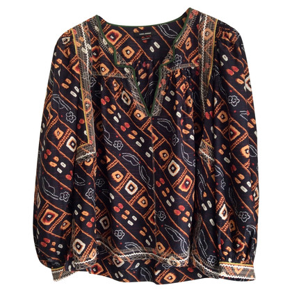Isabel Marant silk blouse