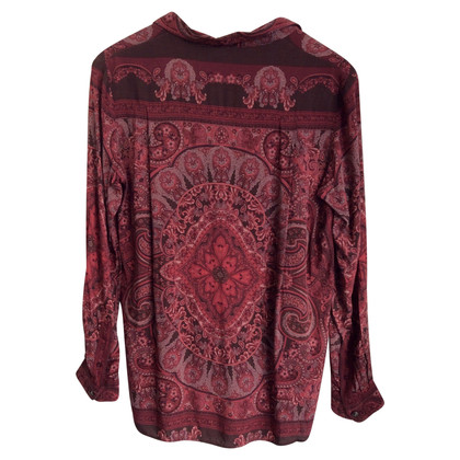 The Kooples Blusa stampa paisley