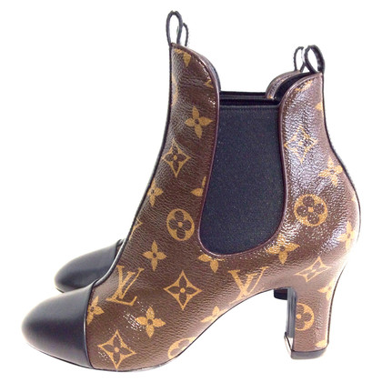 Louis Vuitton Ankle Boot mit Monogram