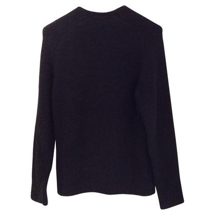 Neil Barrett Oversized truien in zwart