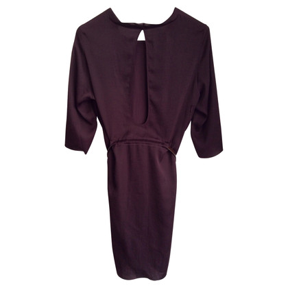 Acne Silk dress with belt