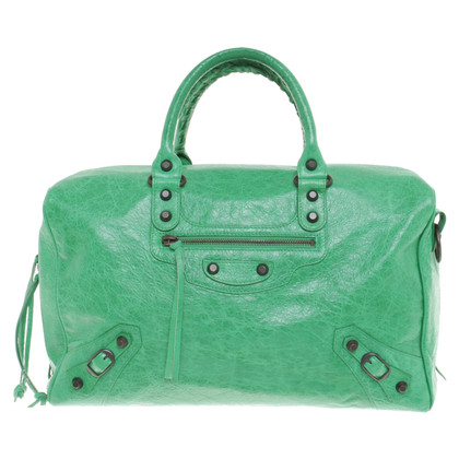 Balenciaga Hand bag in green