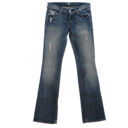 7 For All Mankind Jeans with applications