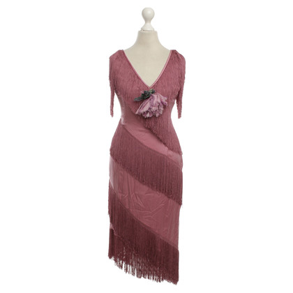 Dolce & Gabbana Dress with fringe applications
