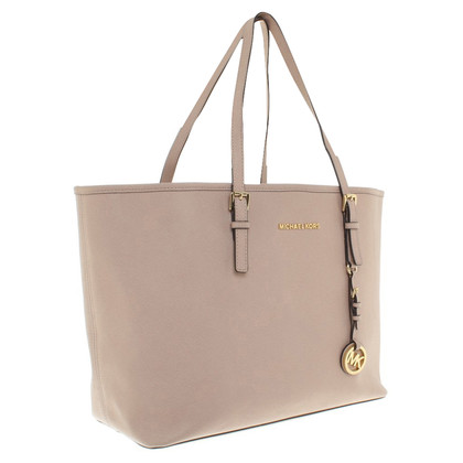 Michael Kors Jet Set Travel MD Travel Tote Blush