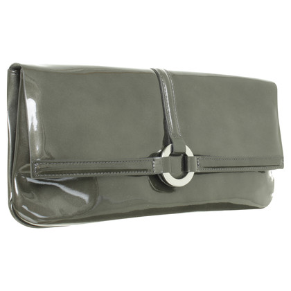L.K. Bennett Clutch in Grau