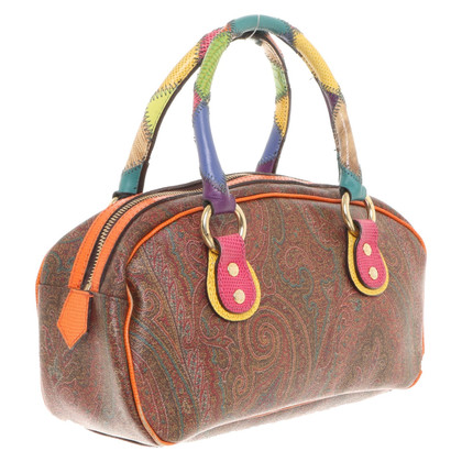 Etro Handbag with paisley pattern