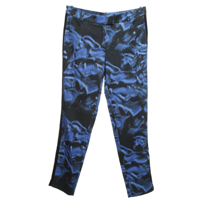 Lala Berlin Pants in blue/black