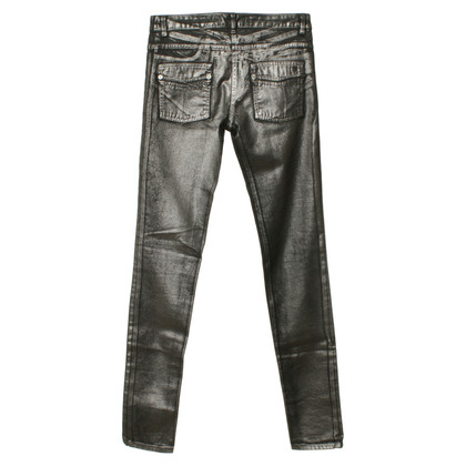 Roberto Cavalli Jeans with shimmer