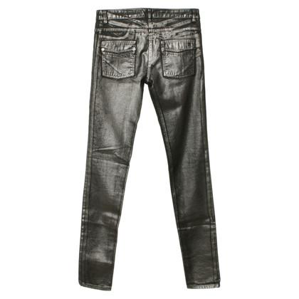 Roberto Cavalli Jeans avec des reflets