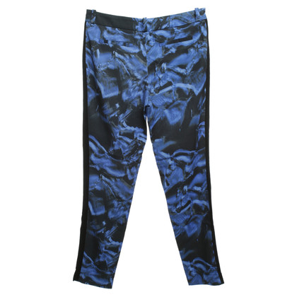 Lala Berlin Pantaloni in blu/nero