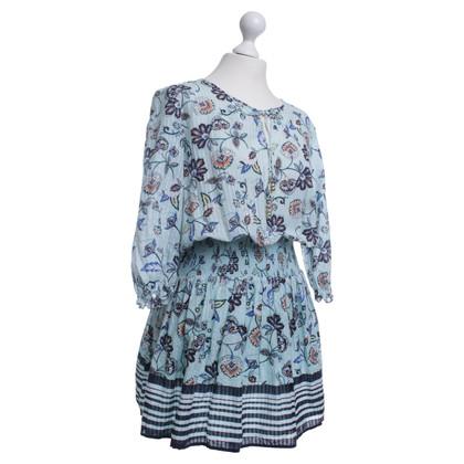 Juicy Couture Kleid aus Seide/Baumwolle