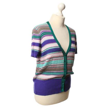Missoni Striped Cardigan