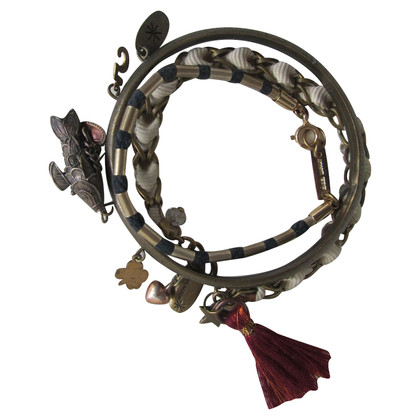 Isabel Marant Set of bracelets.