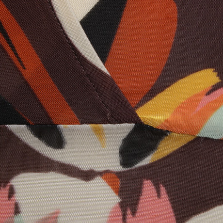 Missoni Muster Print Print mit mit Bunt Kleid Bunt Muster Missoni Missoni Kleid PrrHzxqE