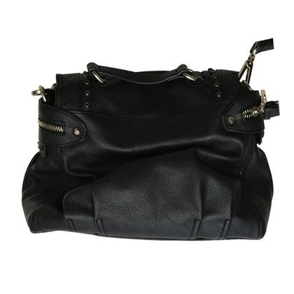 Twin-Set Simona Barbieri Black leather handbag