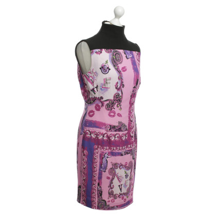 Versace Dress with graphic patterns