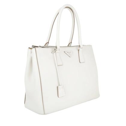"Prada Handbag ""city calf TALCO/Mimosa"""