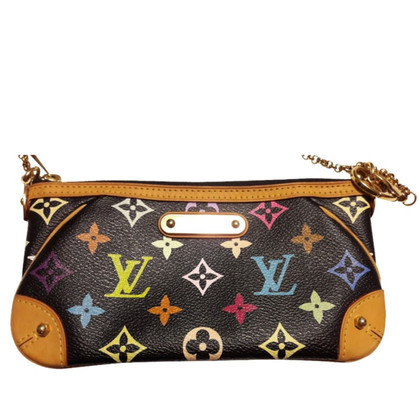 "Louis Vuitton ""Milla Monogram Multicolore Canvas"""