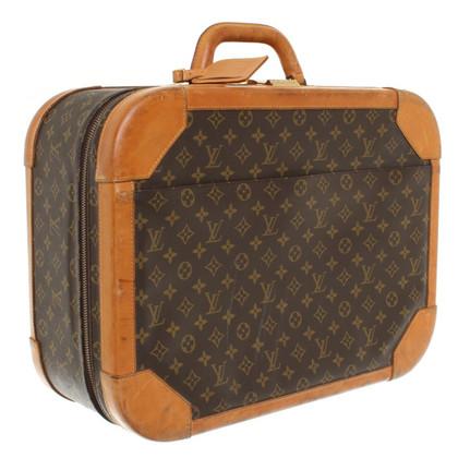 Louis Vuitton Vintage-Koffer aus Monogram Canvas