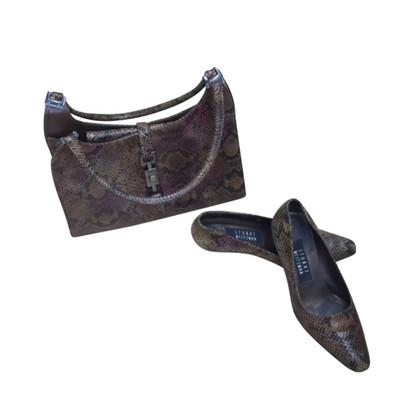 Stuart Weitzman Handtasche&Pumps