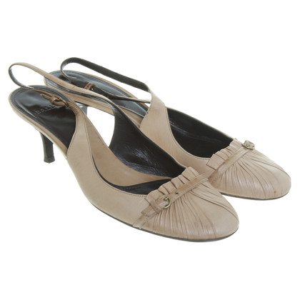 Bally Slingback pumps beige