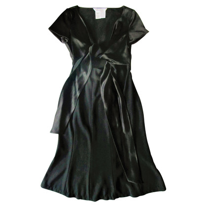 Max Mara Black Mid-Length Dress