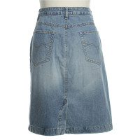 Escada Jeans skirt in blue