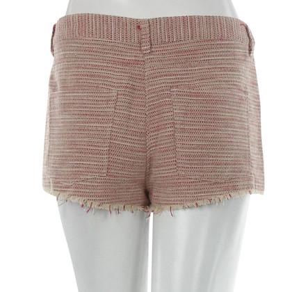 Iro Shorts with fringes