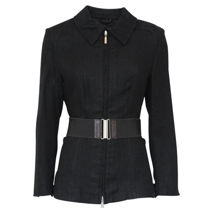 Moncler silk jacket