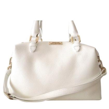 Versace Bowling Bag aus Leder