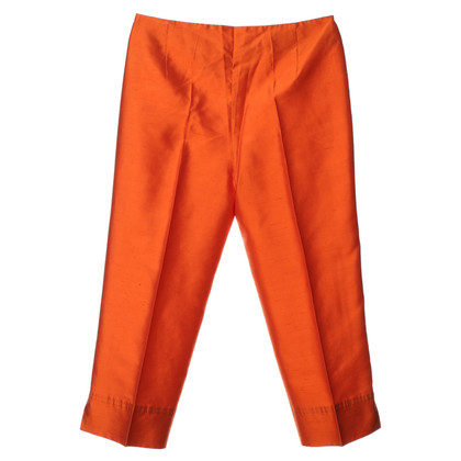Escada Crease pants in Orange