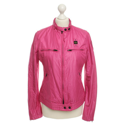 Blauer USA Jacket in Pink