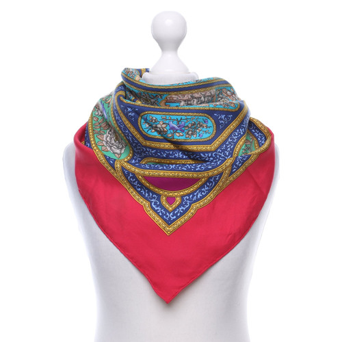 1b6c1dbbf2143 Hermès Scarf Shawl Silk - Second Hand Hermès Scarf Shawl Silk buy ...