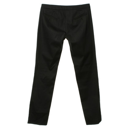 Costume National Trousers in black