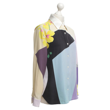 3.1 Phillip Lim Blouse with colorful print