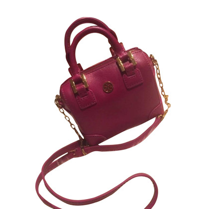 "Tory Burch ""Robinson Shrunken Satchel"""