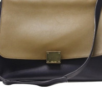 "Céline ""Trapez Bag"" in Bicolor"