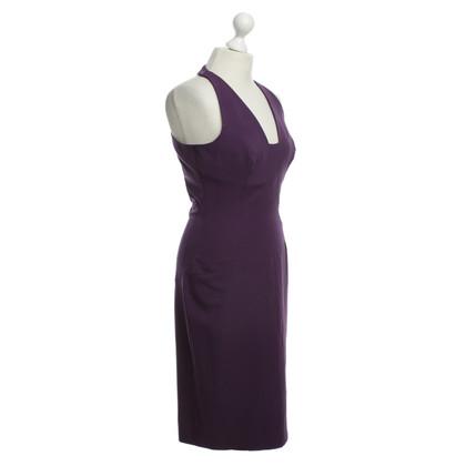 Versace Kleid in Violett
