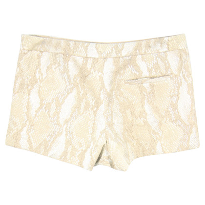 French Connection Shorts in Gold