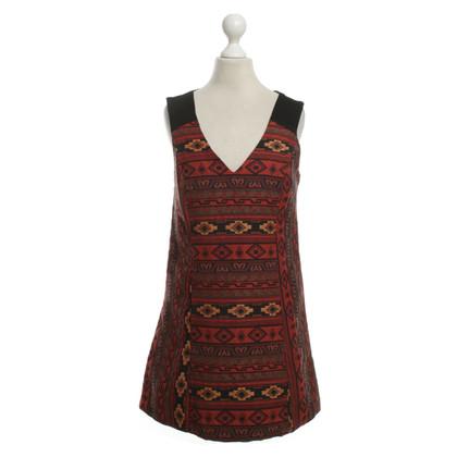 BCBG Max Azria Dress with Aztec Pattern