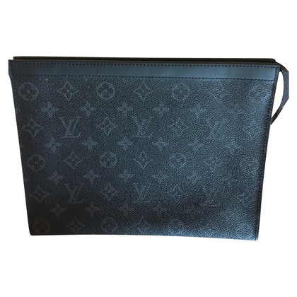 "Louis Vuitton ""Koppeling Voyage Monogram Eclipse"""