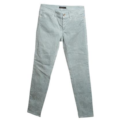 Marc Cain Jeans met een bloemmotief