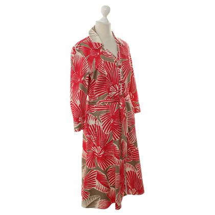 Rena Lange Kleid mit floralem Print