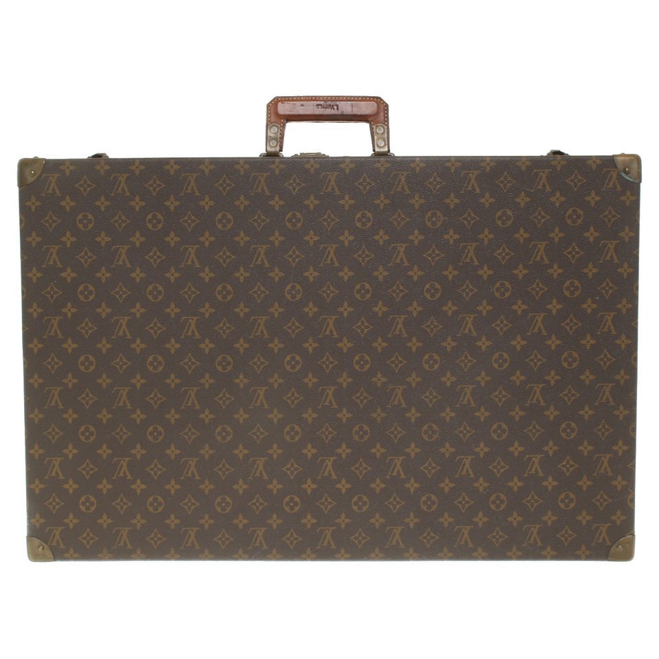 louis vuitton koffer van monogram canvas koop tweedehands louis vuitton koffer van monogram. Black Bedroom Furniture Sets. Home Design Ideas