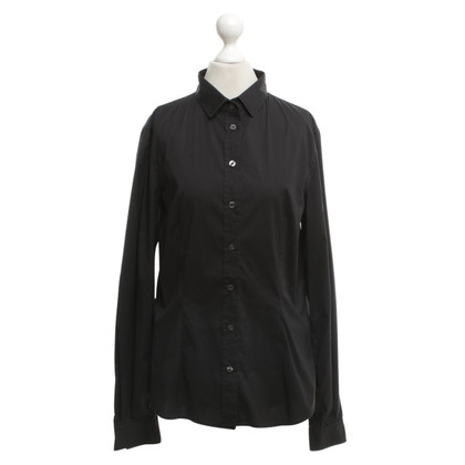 D&G Blouse in black