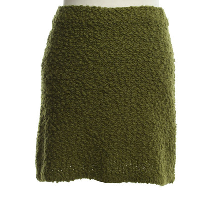 Philosophy di Alberta Ferretti Miniskirt in Green