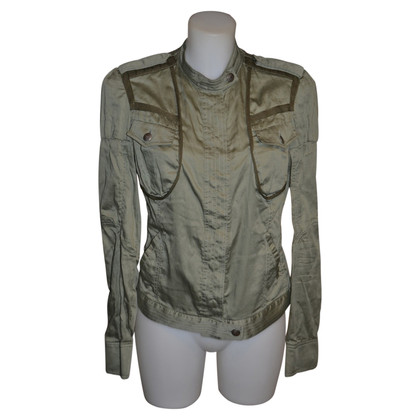 Costume National Jacket in olive